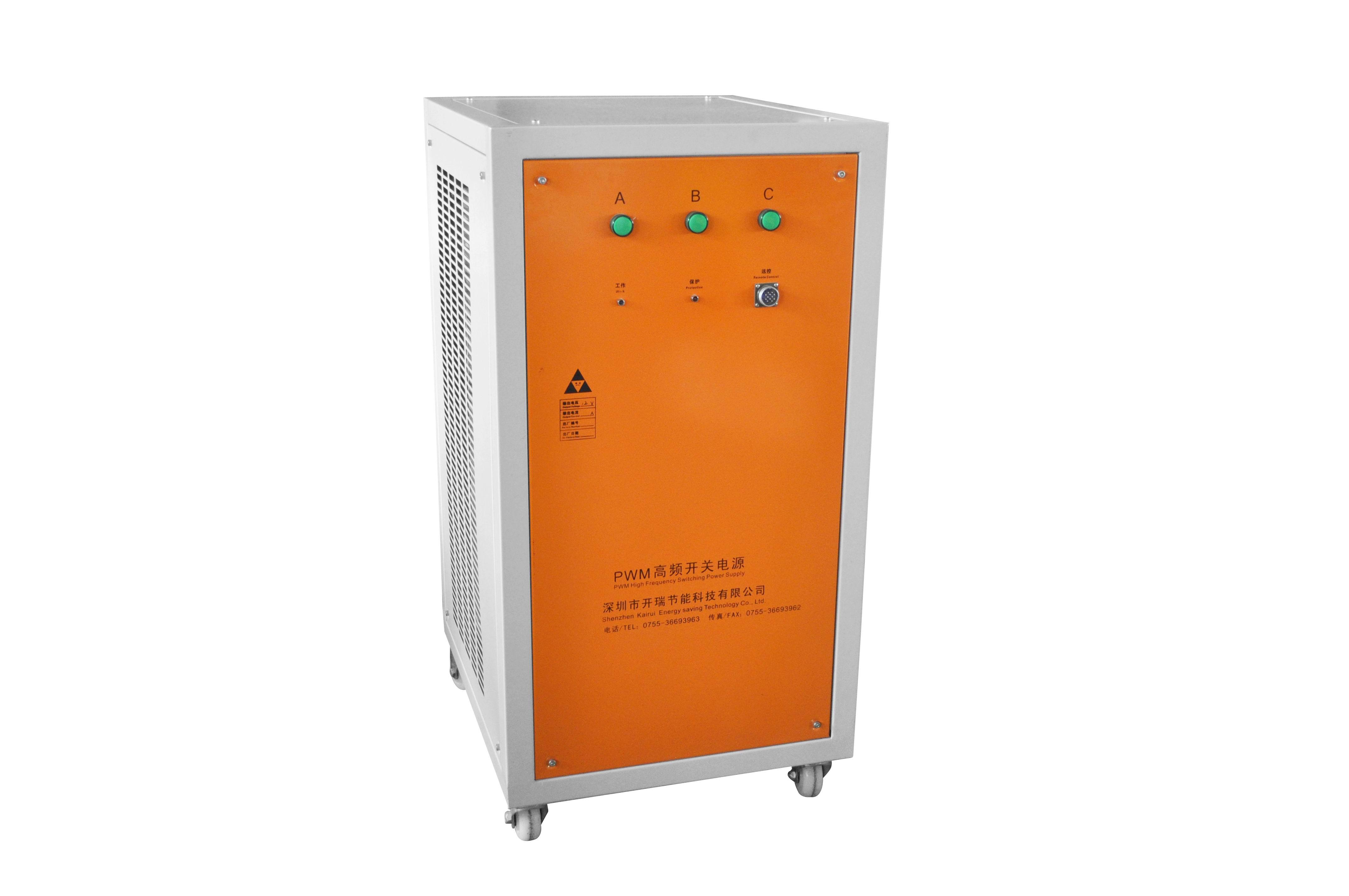 在电镀中用高频整流器使用中的常见故障与维修
