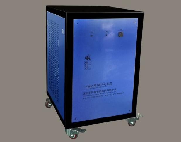 详解高频率dian泳zheng流器机原理关jian
